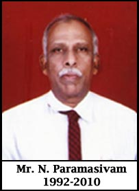 Mr.N.Paramasivam