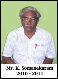 Mr.K.Somasekaram